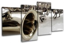 Saxophone Musical - 13-0997(00B)-MP04-LO